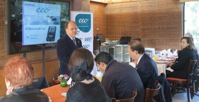 Marcelo Lehmann representante de la EEC en México