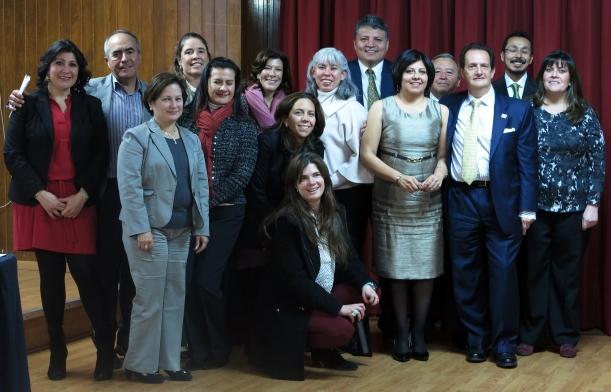 Asamblea ICF.