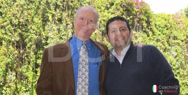 """""""Alberto Beuchot y Félix Martín comparten la historia de Coaching en el ITESM en la región del Bajío""""."""