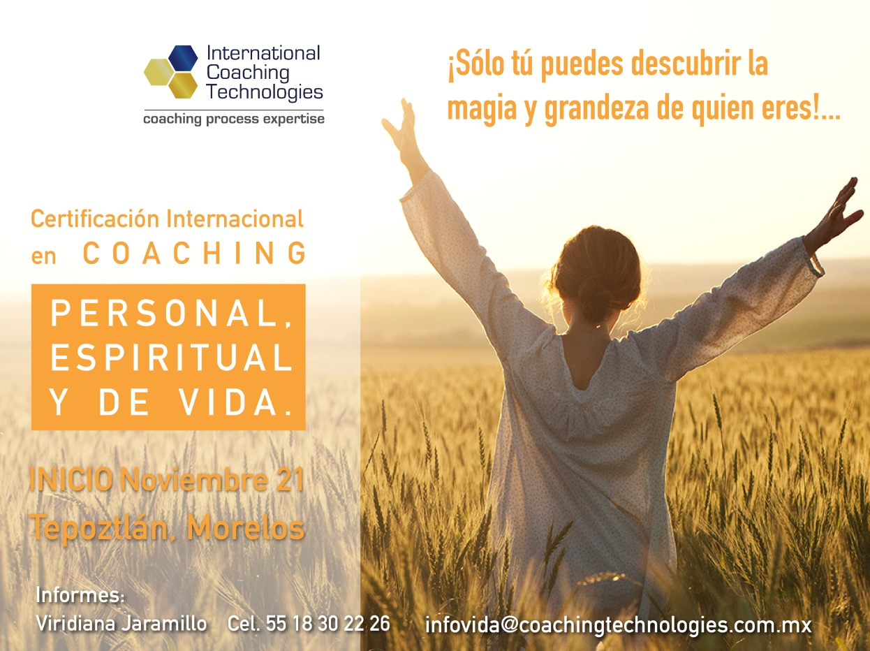FLYER COACHING PERSONAL