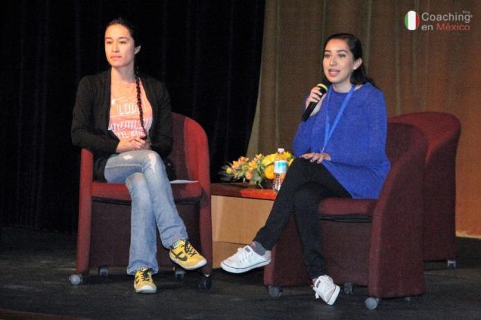 Mayté Velazquez y Paulina Arreola